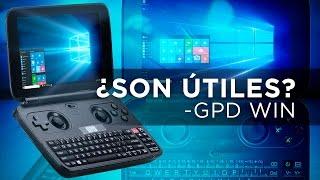 GPD WIN, review en español | ¿SON ÚTILES LOS miniPCs?