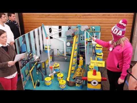 Plum City High School Rube Goldberg Team