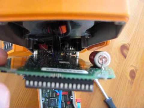 Geodimeter 510 info: 26 repair