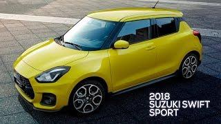 2018 Suzuki Swift Sport | Suzuki Swift Sport 2018