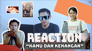 Reaction Maudy Ayunda KamuKenangan OST HabibieAinun 3
