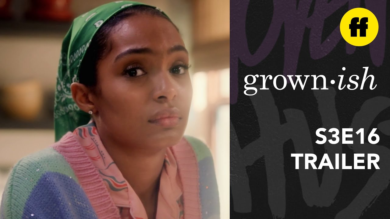 Download grown-ish   Season 3, Episode 16 Trailer   Zoey Wakes Up to a Stressful Text