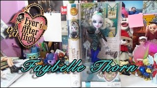 Faybelle Thorn - Ever After High - Review / Recensione ***