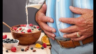 IBS symptoms - best foods to prevent bloating and constipation pain