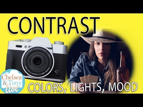 CONTRAST - Colors, Lights, Mood (TC LIVE)