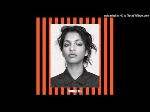 M.I.A. - Borders (Acapella Dirty)   89 BPM