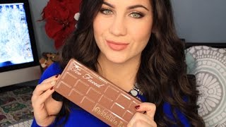 Makeup & Christmas Haul! Thumbnail