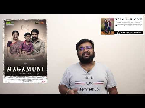 MAGAMUNI review by prashanth
