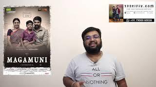 MAGAMUNI review by prashanth