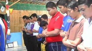SMK Bangsar Mutiara Kasih 2011 clip 2