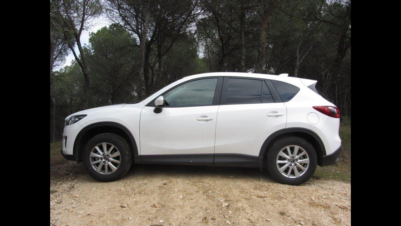 Mazda CX5 Prueba Portalcochesnet  YouTube