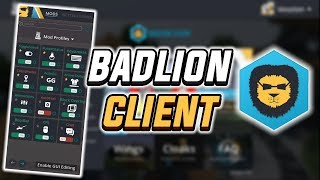 First time ever using badlion client 2.2