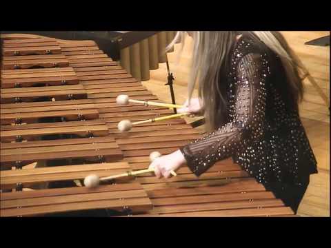 Butler University Wind Ensemble Percussion Concerto w/ Evelyn Glennie