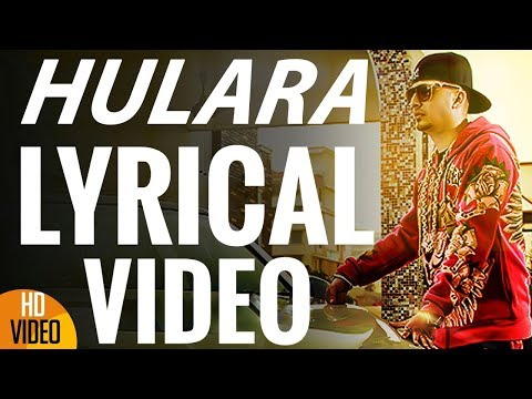 J STAR | HULARA | LYRICAL | Full Official Music Video