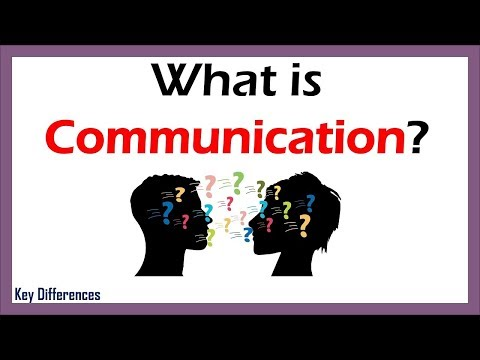What Is Communication? Definition, Process, Types And 7 C's Of Communication