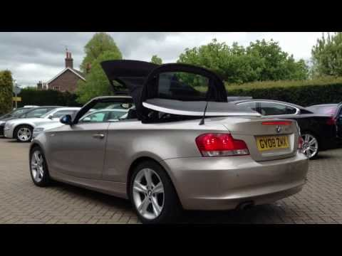 BMW 120i SE, 2 Doors, Manual, Convertible, Petrol  SOLD BY  CMC-Cars