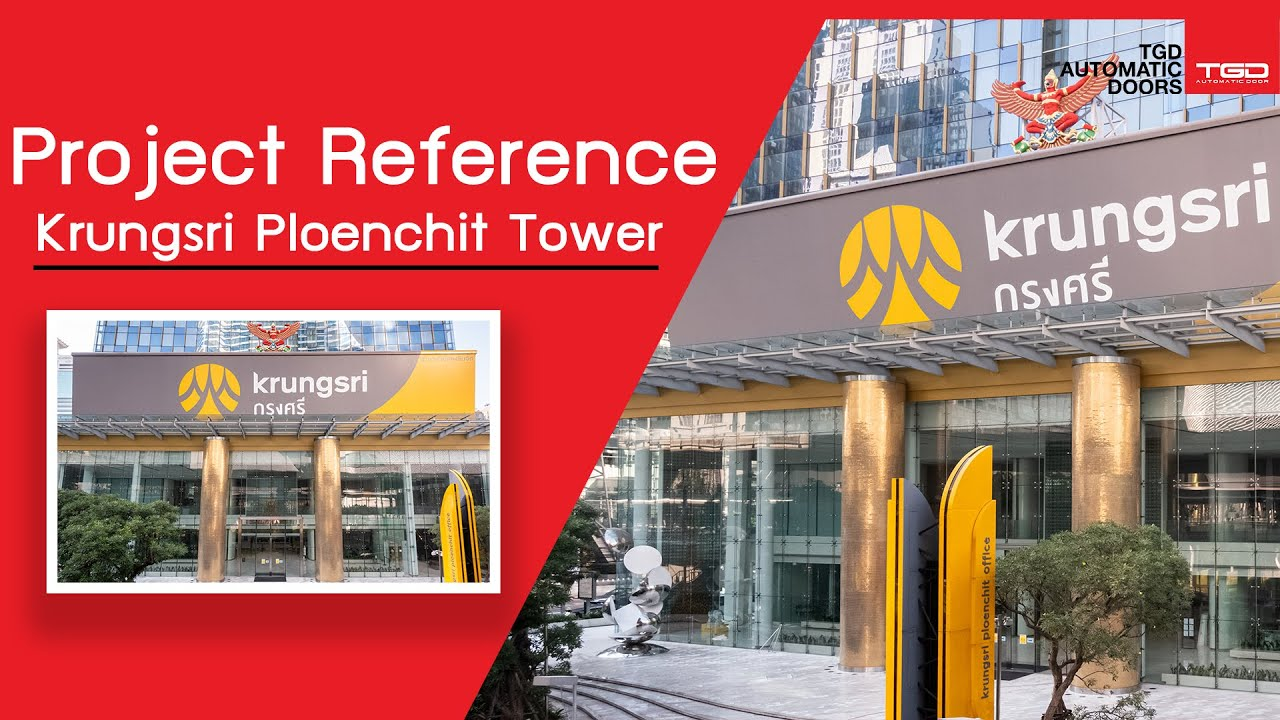 Krungsri Ploenchit Tower | Project Reference