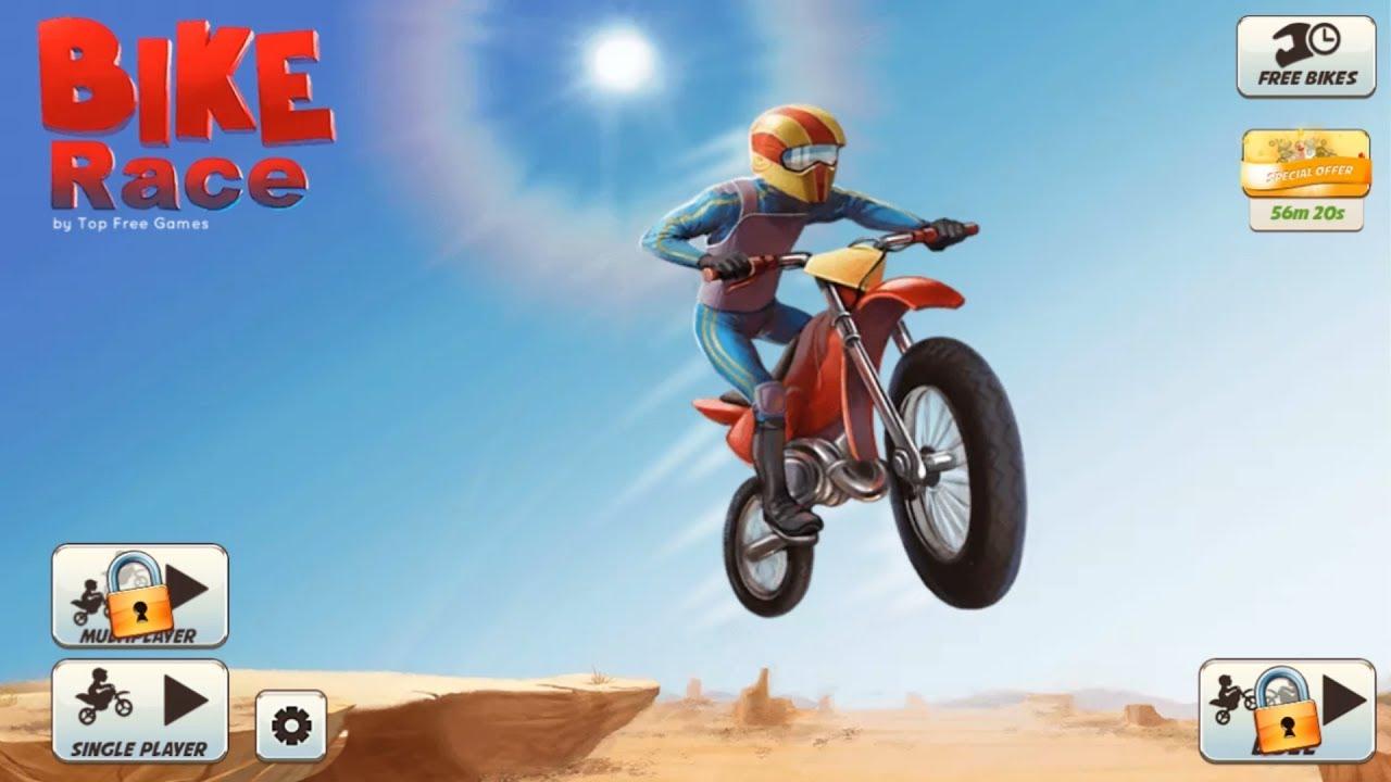 Bike Race Free Top Motorcycle Racing Games Gameplay