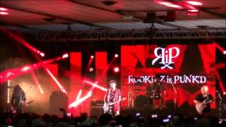 ROOKIEZ IS PUNK'D en Anime Friends Arg. 2017