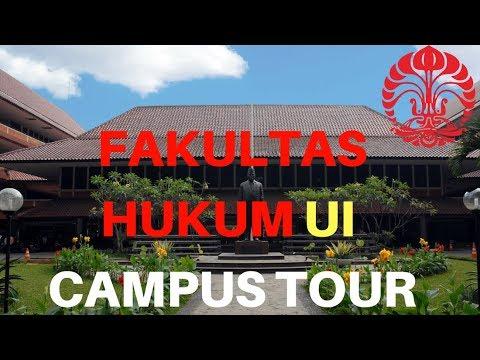 Fakultas Hukum Universitas Indonesia Campus Tour