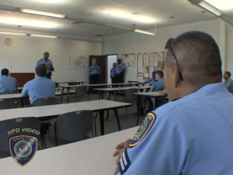 Download Chief McClelland at Roll Call & Ride-Along (Houston Police Department, HPD Video Production, MJ)
