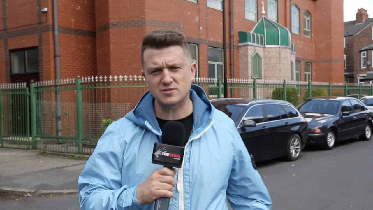 tommy robinson - photo #20