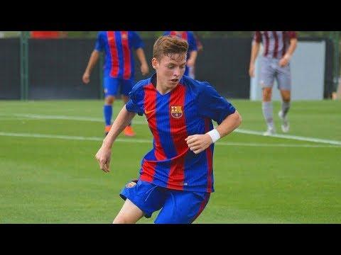 Sergio Gomez - Barcelona's talent - Skills & Goals