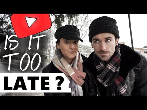 Should You Start a YouTube Channel in 2019 - What You NEED To Know!