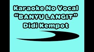 karaoke---banyu-langit-didi-kempot