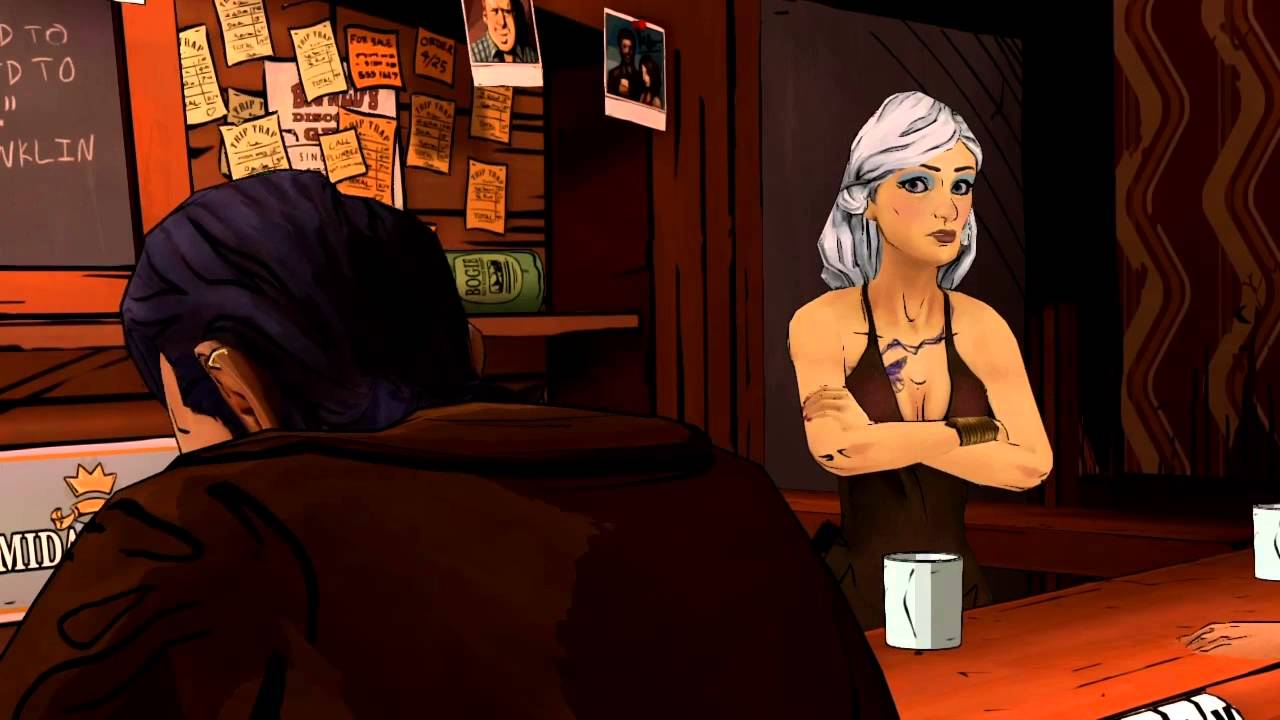 The Wolf Among Us Episode 1: Faith Gameplay Walkthrough part 6