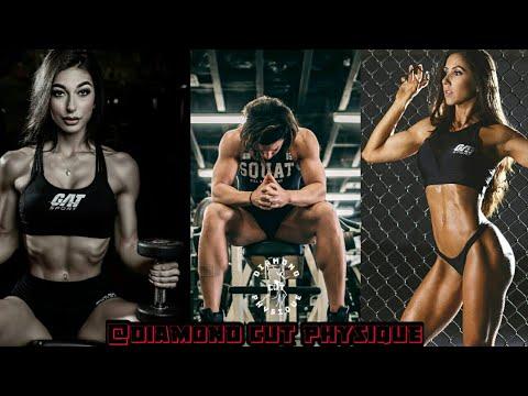 <div>Female Fitness Motivation