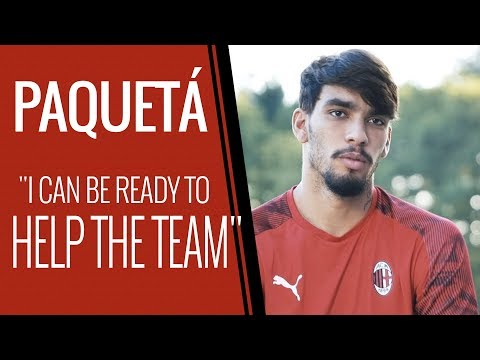 "Paquetá: ""AC Milan are strong and ready to fight"""