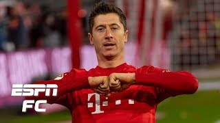Bayern Munich's Robert Lewandowski is the best No. 9 in world football - Shaka Hislop | Bundesliga