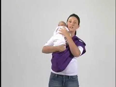 Bubzilla Baby Slings Newborn Youtube