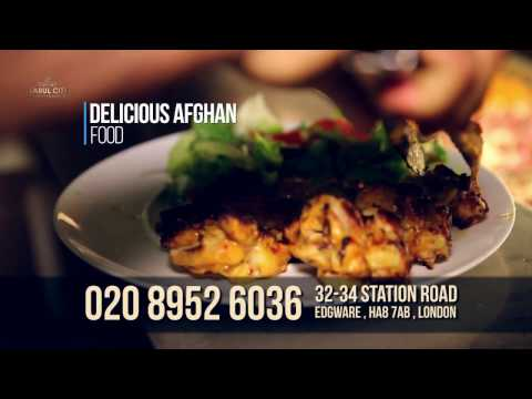Kabul City Restaurant (Official HD TV Commercial)