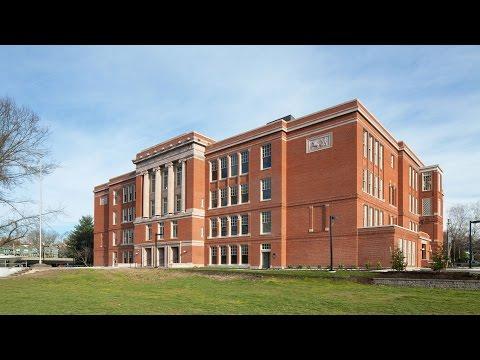 Washington High School: A Renovation, A Legacy