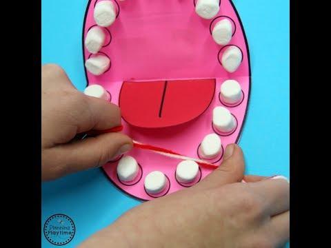 Preschool Dental Health Activities For Kids