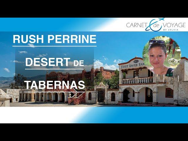 Désert de Tabernas -Mini Hollywood - Western Show - Tabernas - Spain