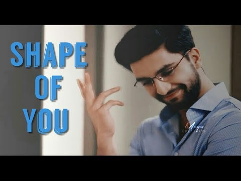 Asfandyar Zubiya || Shape Of You [ Yakeen Ka Safar ]