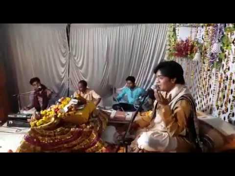 Mann Me Basa Kar Teri Murti Aarti Pt Acharay Hemant Krishna Shastri Youtube