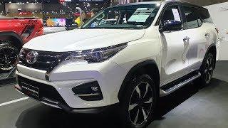 Toyota Fortuner 2019 TRD Sportivo 2.8 4WD (2-Tone) ราคา 1,789,000 บาท