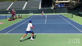 J10S Top Singles Points - College Tennis 2018 (Part 2)