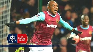 West ham 2-1 liverpool (replay) emirates fa cup 2015/16 (r4) | goals & highlights
