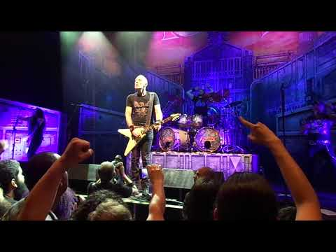 Accept - Fast as a Shark + Metal Heart + Teutonic + Balls To The Wall - Sao Paulo November 10, 2017