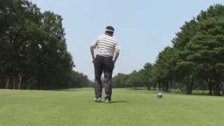 H25 8 15 相模原ゴルフクラブ 東コース