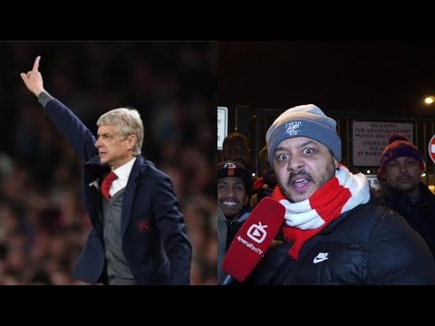 Wenger Out Compilation - Troopz Rant