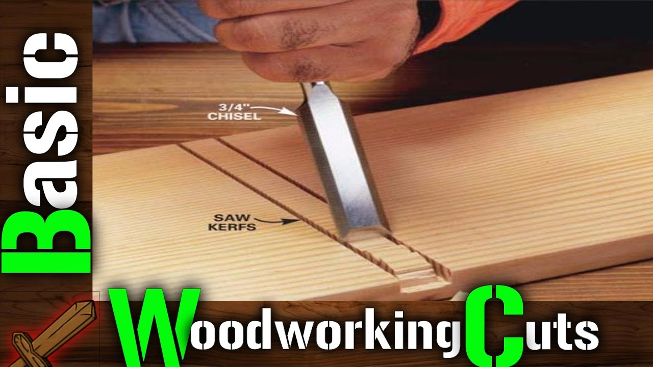 Joinery All Basic Woodworking Cuts You Need To Know Youtube