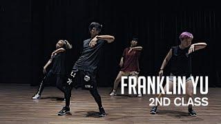 DESPERADO - RIHANNA / FRANKLIN YU CHOREOGRAPHY
