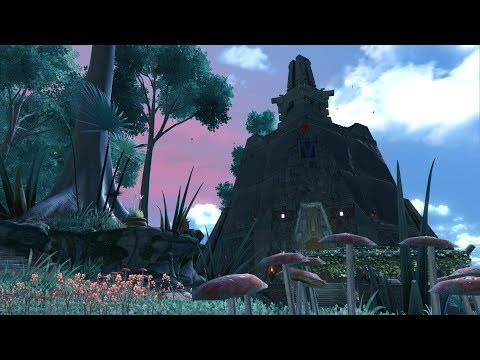SWTOR: Yavin 4 Stronghold Tour