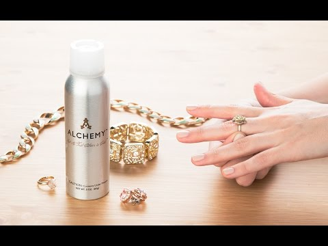 Jewelry Spray by Alchemy | The Grommet
